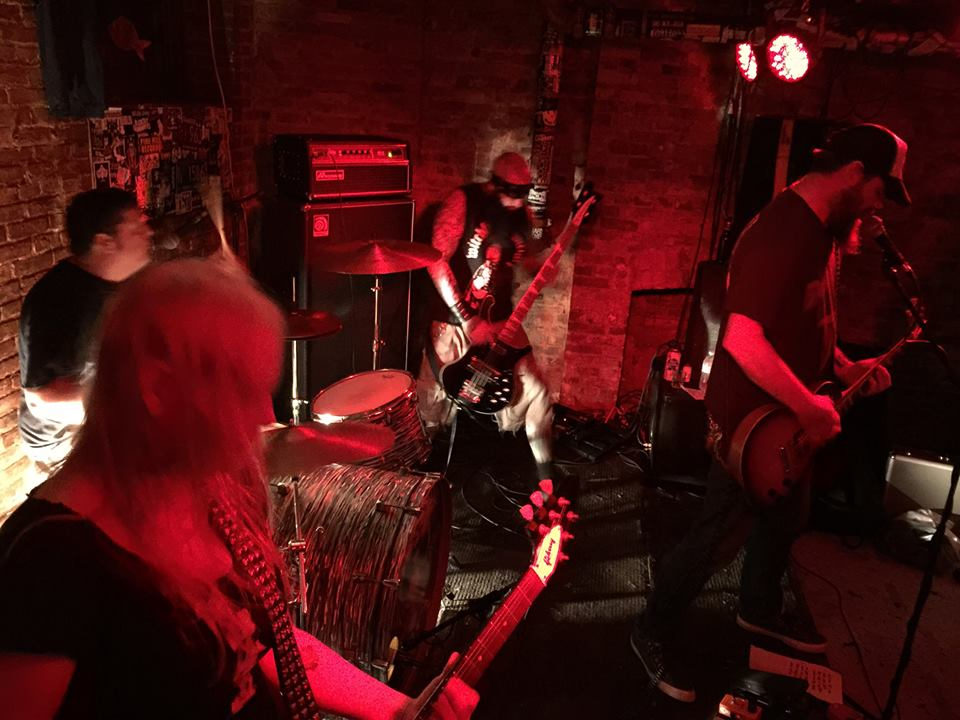 photo: Gary Isom .. June 2015 .. Moving the Earth Fest III at Sidebar Tavern, Baltimore