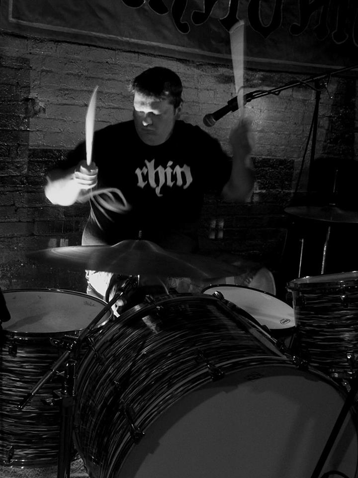 photo: Jaki Cunha .. June 2015 .. MD Doom Fest at Cafe 611, Frederick MD