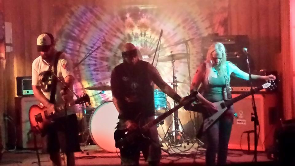 photo: Tina Giles .. July 18, 2015 .. Jeffersonian Patriotic Club, Frederick MD