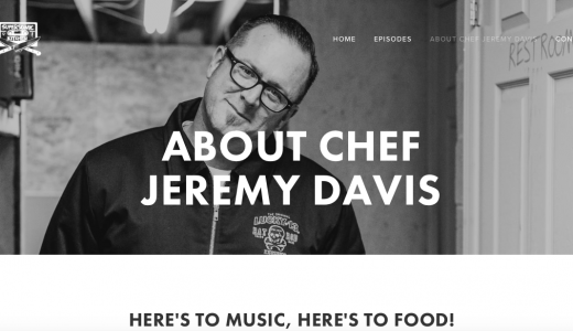Supersonic Kitchen- Chef Jeremy Davis